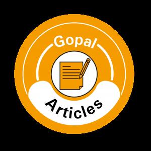 Gopal Articles